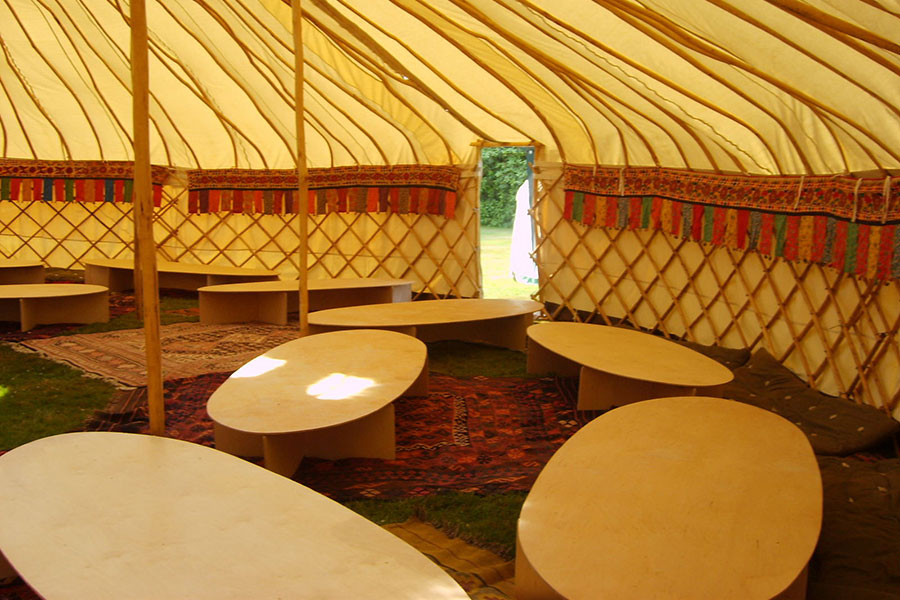 Yurt Accessories For Hire Fairlove Yurts
