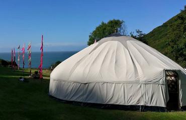 Yurt Hire For Weddings Festivals Exhibitions Fairlove Yurts