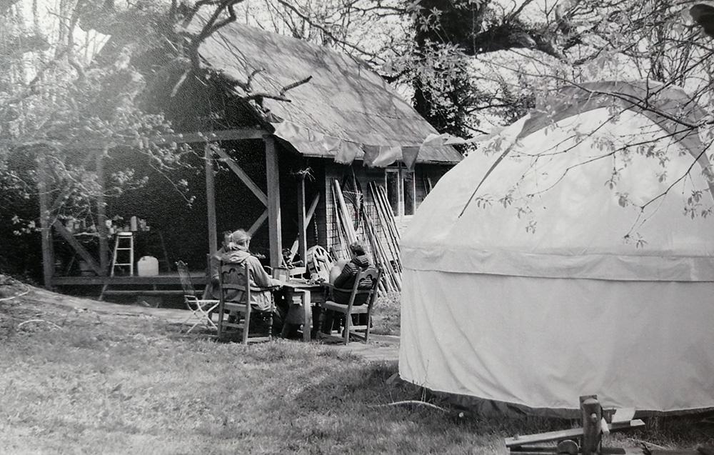 Yurt Holiday Devon